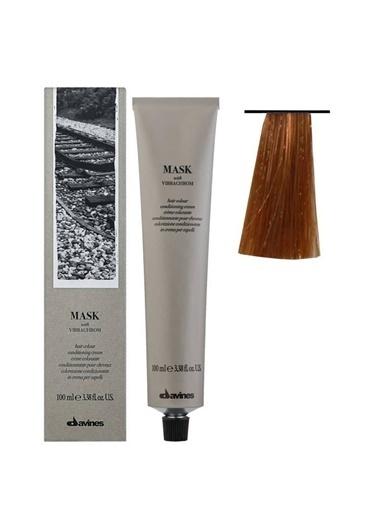 Davines Davines Mask Vibrachrom Saç Boyası 8,44 Açık Kumral Yogun Bakır 100 Ml Renksiz
